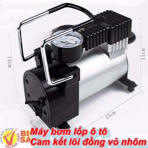 Máy Bơm Lốp Xe Ô Tô - 7206792 , 17063905 , 15_17063905 , 448000 , May-Bom-Lop-Xe-O-To-15_17063905 , sendo.vn , Máy Bơm Lốp Xe Ô Tô