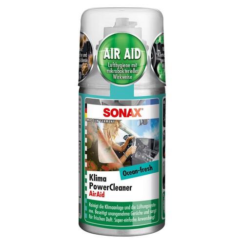 Khử mùi điệt khuẩn điều hòa ô tô AC cleaner Ocean-fresh