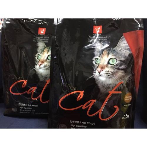 Thức ăn hạt khô cho mèo Cat