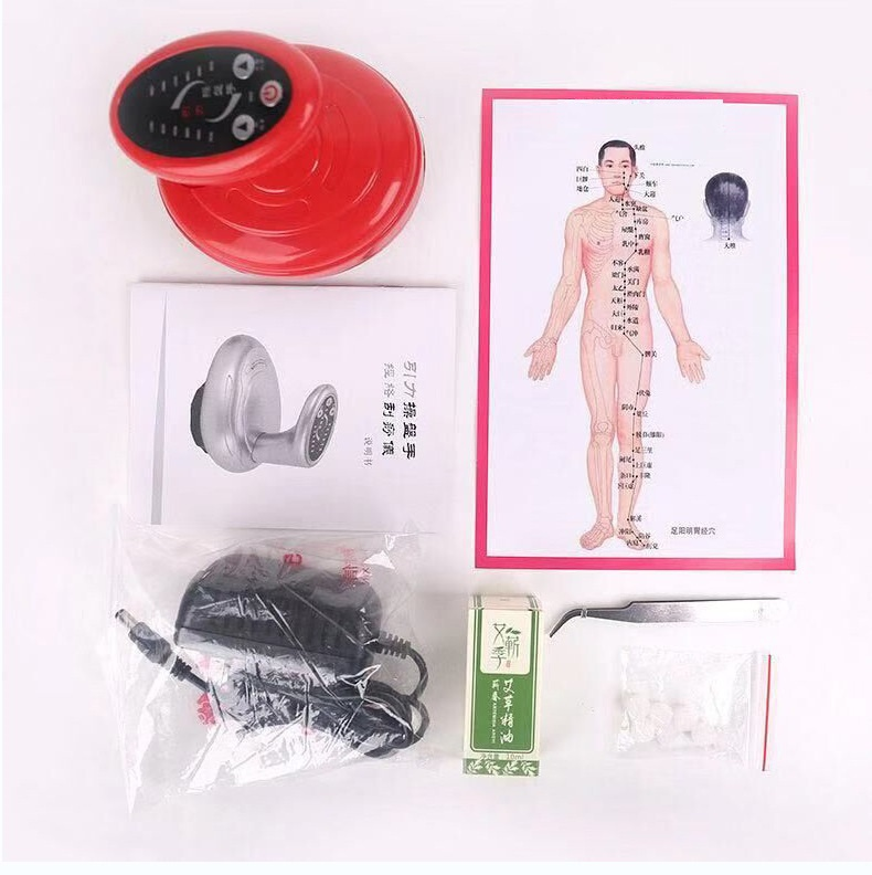 Máy Massage Giác Hơi Điện Tử