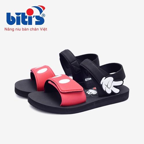 Bitis Sandal Xốp Trẻ Em Mickey DXB124211DEN