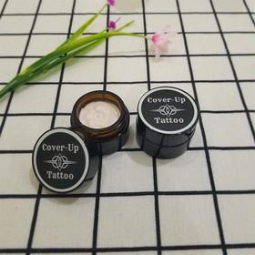 Kem Che Hình Xăm Khuyết Điểm Cover Up Tattoo  - 2 lo 2 mau - 30 gram