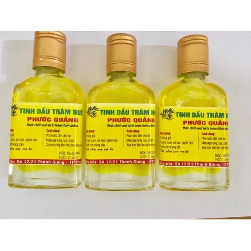 3 lọ tinh dầu tràm hiệu Phước quảng nguyên chất - 7219404 , 17071112 , 15_17071112 , 160000 , 3-lo-tinh-dau-tram-hieu-Phuoc-quang-nguyen-chat-15_17071112 , sendo.vn , 3 lọ tinh dầu tràm hiệu Phước quảng nguyên chất