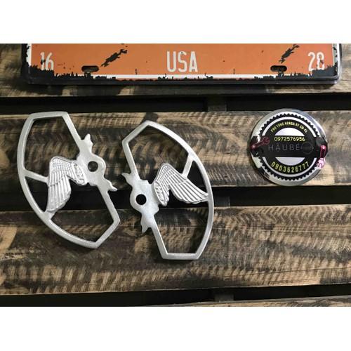 Bộ bảo vệ chân hình cánh chim cổ điển dùng cho xe 67 ss50 - 4628242 , 17068221 , 15_17068221 , 170000 , Bo-bao-ve-chan-hinh-canh-chim-co-dien-dung-cho-xe-67-ss50-15_17068221 , sendo.vn , Bộ bảo vệ chân hình cánh chim cổ điển dùng cho xe 67 ss50