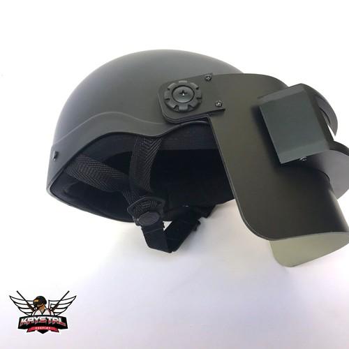Mũ 3 PUBG chuẩn mũ bảo hiểm - size vừa