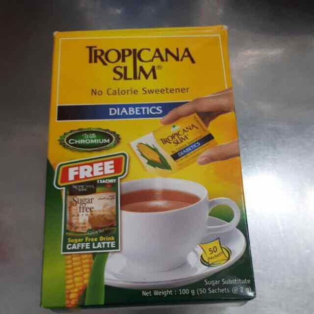 Đường bắp dành cho người ăn kiêng Tropicana Slim Diabet - MG62