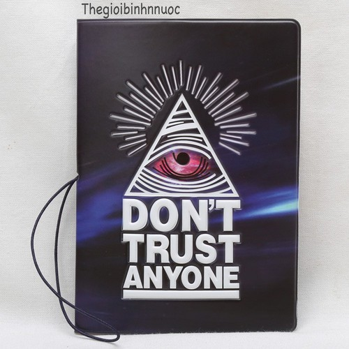Vỏ Bọc Hộ Chiếu Passport Cover Don