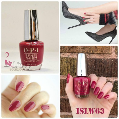 OPI - ISLW63 - OPI BY POPULAR VOTE