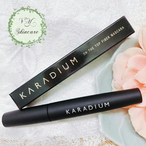 Mascara KARADIUM on the top fiber