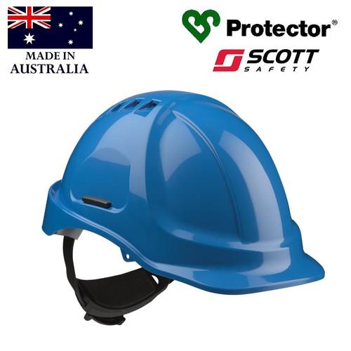 Nón bảo hộ Protector HC600V - màu xanh dương