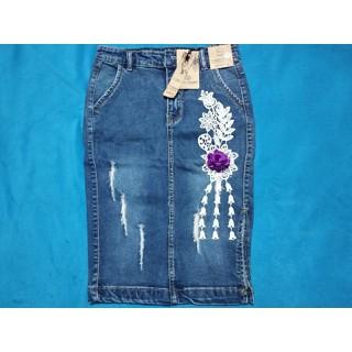Xả hàng Thanh Lý Chân váy Jean Thời trang Cao cấp - ttn2 thumbnail