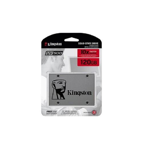 Ổ Cứng SSD 120G Kingston-UV500 - Chính Hãng FPT Bảo Hành 3 Năm