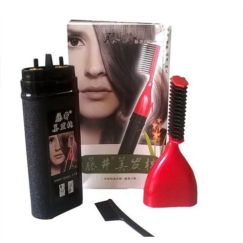 Lược nhuộm tóc thông minh dễ dàng thực hiện siêu nhanh trong 5 phút