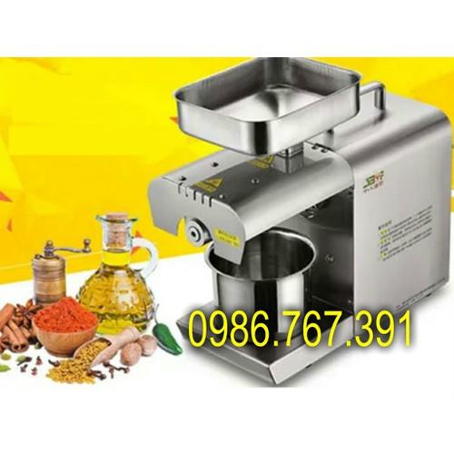 Máy ép dầu thực vật 8kg.h - YF-J503-1
