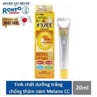 Tinh chất dưỡng trắng da chống thâm nám Melano CC Whitening Essence 20ml - RMV-RJ-MCC-E20 thumbnail