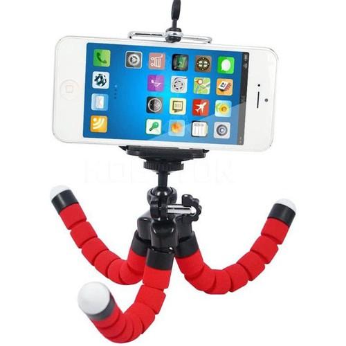 Giá đỡ điện thoại tripod mini   giá đỡ bạch tuộc đa năng kèm đầu kẹp điện thoại - 7190093 , 17055543 , 15_17055543 , 50000 , Gia-do-dien-thoai-tripod-mini-gia-do-bach-tuoc-da-nang-kem-dau-kep-dien-thoai-15_17055543 , sendo.vn , Giá đỡ điện thoại tripod mini   giá đỡ bạch tuộc đa năng kèm đầu kẹp điện thoại