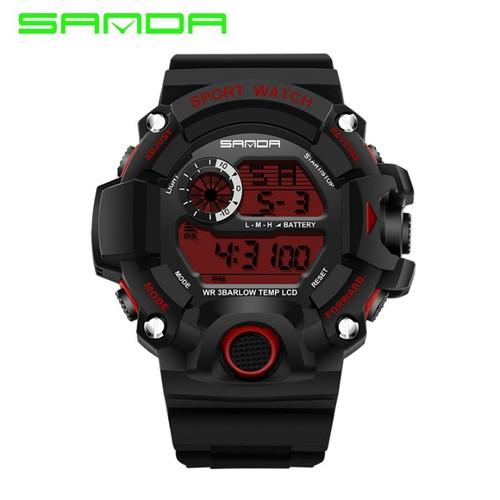 Đồng hồ nam SANDA JAPAN SPORT SD326 - Tặng Hộp