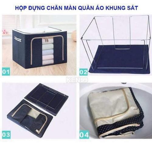 túi đựng chăn màn khung sắt - 7192123 , 17056509 , 15_17056509 , 190000 , tui-dung-chan-man-khung-sat-15_17056509 , sendo.vn , túi đựng chăn màn khung sắt