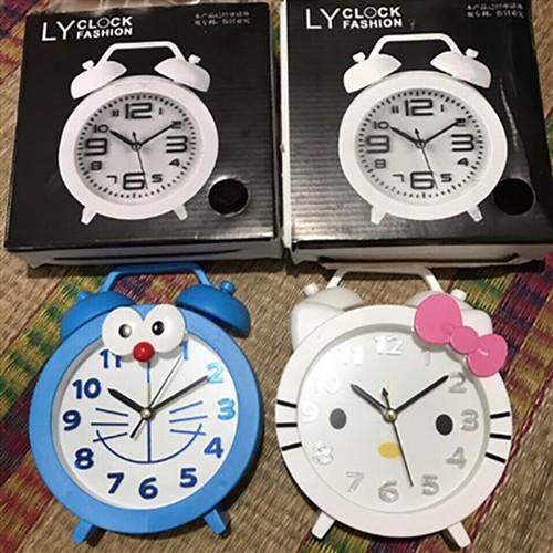 Đồng hồ báo thức để bàn Kitty - 7204419 , 17062817 , 15_17062817 , 129000 , Dong-ho-bao-thuc-de-ban-Kitty-15_17062817 , sendo.vn , Đồng hồ báo thức để bàn Kitty