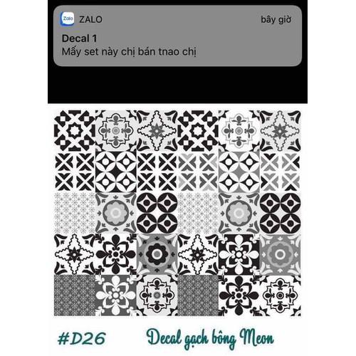 decal gạch bông dán tường trang trí sét 30 ô - 7217768 , 17069986 , 15_17069986 , 179000 , decal-gach-bong-dan-tuong-trang-tri-set-30-o-15_17069986 , sendo.vn , decal gạch bông dán tường trang trí sét 30 ô