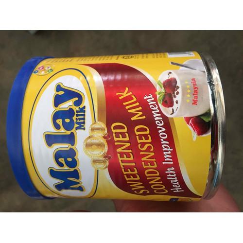 Sữa đặc Malay 1kg xuất xứ Malaysia