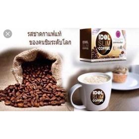 cafe giảm cân IDOL SLIM COFFEE - m4458