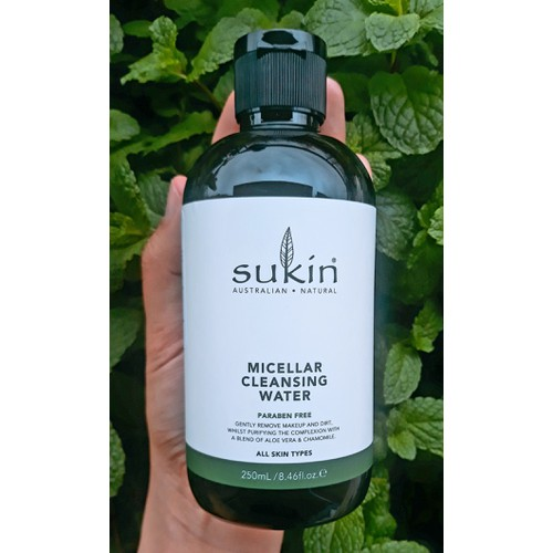 [SIGNATURE] Nước Tẩy Trang Sukin Micellar Cleansing Water 250ml - 7194799 , 17057806 , 15_17057806 , 279000 , SIGNATURE-Nuoc-Tay-Trang-Sukin-Micellar-Cleansing-Water-250ml-15_17057806 , sendo.vn , [SIGNATURE] Nước Tẩy Trang Sukin Micellar Cleansing Water 250ml