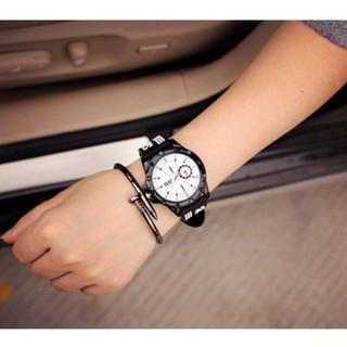 Đồng hồ cặp đôi đẹp - Giá 1 cặp - Đồng hồ cặp đôi 4