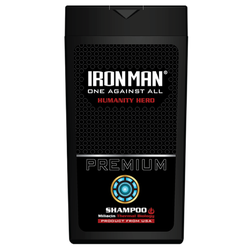 Dầu gội nhiệt Ironman Humanity Hero 380g