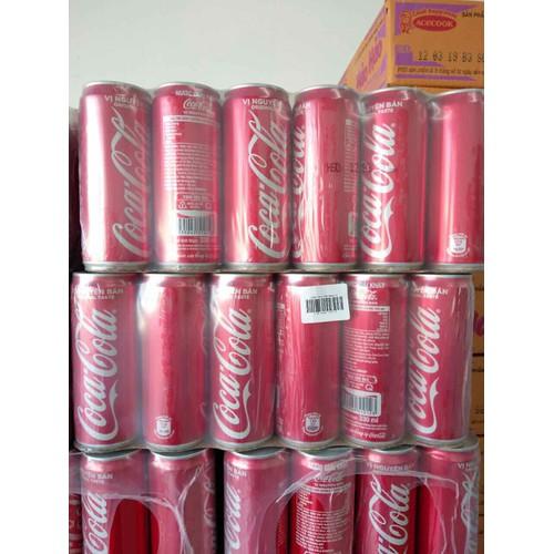 Nước ngọt Coca-Cola lon 330ml thùng 24lon - 7194185 , 17057617 , 15_17057617 , 168000 , Nuoc-ngot-Coca-Cola-lon-330ml-thung-24lon-15_17057617 , sendo.vn , Nước ngọt Coca-Cola lon 330ml thùng 24lon