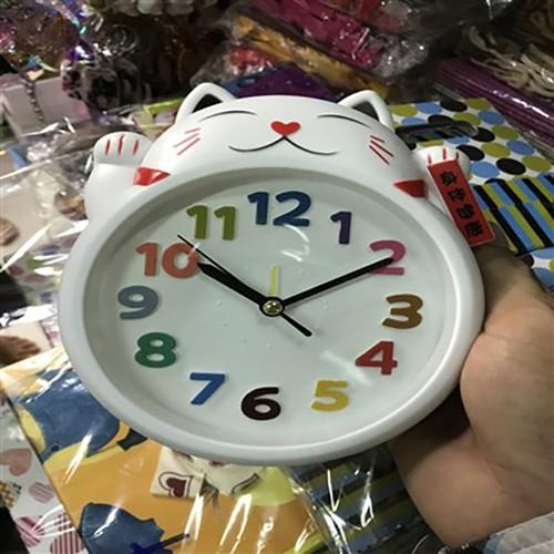 Đồng hồ báo thức để bàn Mèo Thần Tài - 7208310 , 17064414 , 15_17064414 , 149000 , Dong-ho-bao-thuc-de-ban-Meo-Than-Tai-15_17064414 , sendo.vn , Đồng hồ báo thức để bàn Mèo Thần Tài