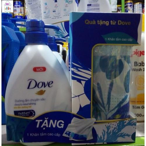 Sữa tắm Dove vòi 530g tặng nước rửa tay Dove 250g - 7194805 , 17057816 , 15_17057816 , 110000 , Sua-tam-Dove-voi-530g-tang-nuoc-rua-tay-Dove-250g-15_17057816 , sendo.vn , Sữa tắm Dove vòi 530g tặng nước rửa tay Dove 250g