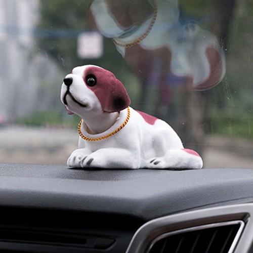 Chó lắc lư trên ô tô - Bernard có ảnh thật| thú lắc lư trên xe hơi - 6312358 , 16425556 , 15_16425556 , 159000 , Cho-lac-lu-tren-o-to-Bernard-co-anh-that-thu-lac-lu-tren-xe-hoi-15_16425556 , sendo.vn , Chó lắc lư trên ô tô - Bernard có ảnh thật| thú lắc lư trên xe hơi