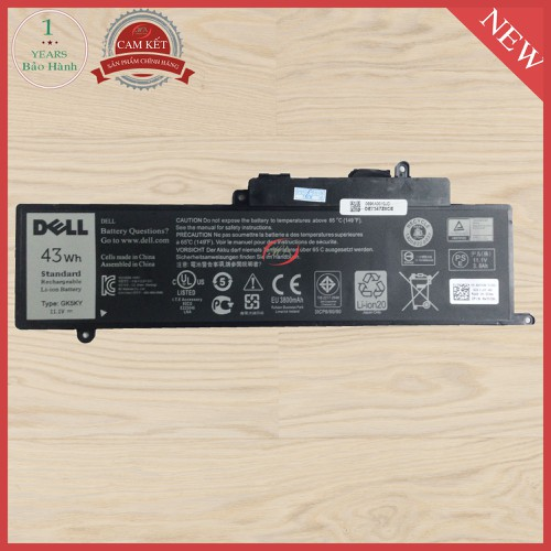 Pin laptop dell Inspiron 7558 A001EN - 6314275 , 16427173 , 15_16427173 , 1015000 , Pin-laptop-dell-Inspiron-7558-A001EN-15_16427173 , sendo.vn , Pin laptop dell Inspiron 7558 A001EN