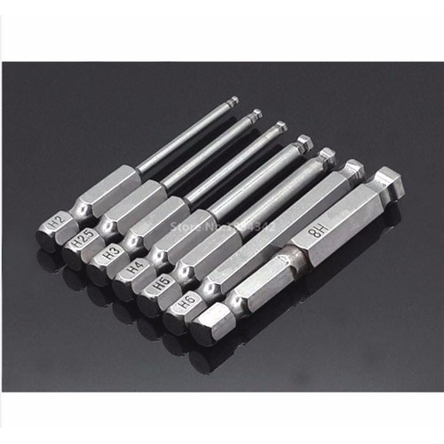 Bộ 7 mũi lục giác bóng, bi cho khoan pin và khoan điện - 6311834 , 16425037 , 15_16425037 , 175000 , Bo-7-mui-luc-giac-bong-bi-cho-khoan-pin-va-khoan-dien-15_16425037 , sendo.vn , Bộ 7 mũi lục giác bóng, bi cho khoan pin và khoan điện