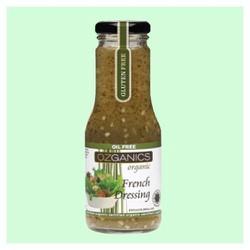 Sốt Salad French hiệu Ozganics Chai 250ml