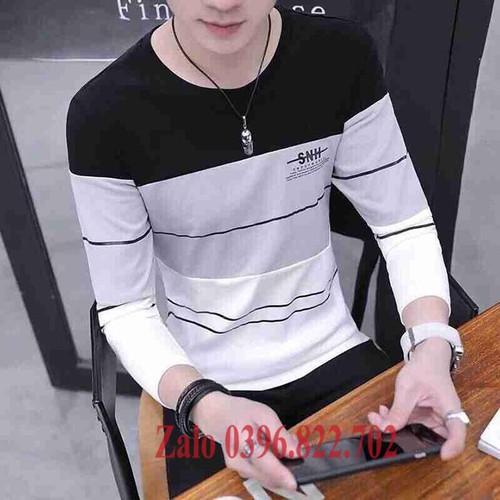 Áo thun tay dài nam phong cách hàn quốc - áo thun nam tay dài SNN - 6317674 , 16429934 , 15_16429934 , 140000 , Ao-thun-tay-dai-nam-phong-cach-han-quoc-ao-thun-nam-tay-dai-SNN-15_16429934 , sendo.vn , Áo thun tay dài nam phong cách hàn quốc - áo thun nam tay dài SNN