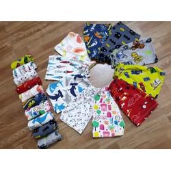 10 quần lửng cho bé tặng kèm vòng dâu tằm