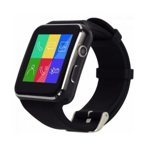 Đồng hồ thông minh X6 màn hình cong cao cấp 2 màu trắng và đen - 6308039 , 16422766 , 15_16422766 , 490000 , Dong-ho-thong-minh-X6-man-hinh-cong-cao-cap-2-mau-trang-va-den-15_16422766 , sendo.vn , Đồng hồ thông minh X6 màn hình cong cao cấp 2 màu trắng và đen