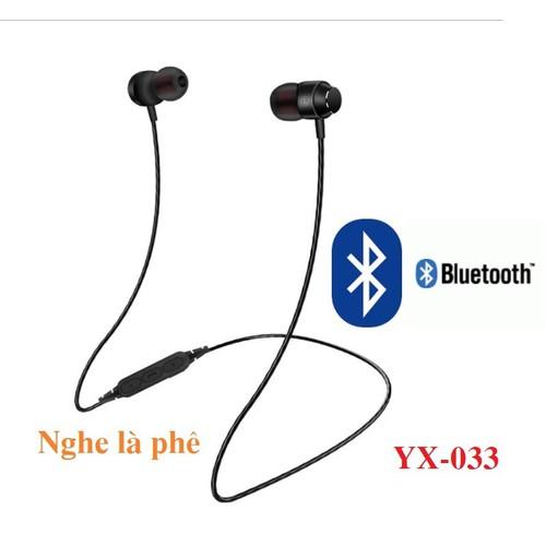 TAI NGHE BLUETOOTH YX-003 CHÍNH HÃNG - Bass cực mạnh