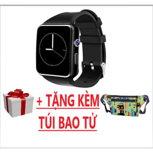Đồng hồ thông minh cao cấp màn hình cong X6 tặng kèm túi bao tử đeo chéo thời trang - 6308429 , 16422951 , 15_16422951 , 570000 , Dong-ho-thong-minh-cao-cap-man-hinh-cong-X6-tang-kem-tui-bao-tu-deo-cheo-thoi-trang-15_16422951 , sendo.vn , Đồng hồ thông minh cao cấp màn hình cong X6 tặng kèm túi bao tử đeo chéo thời trang