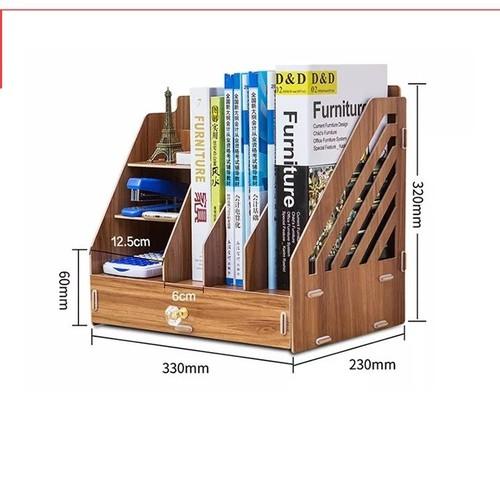 Kệ sách lắp ghép bằng gỗ - 21281141 , 24506802 , 15_24506802 , 500000 , Ke-sach-lap-ghep-bang-go-15_24506802 , sendo.vn , Kệ sách lắp ghép bằng gỗ