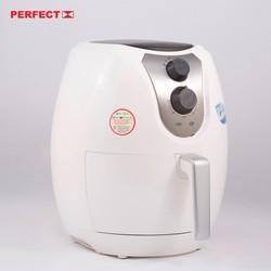 Nồi chiên không dầu Perfect 4 lít GLA-609 - Perfect GLA-609-Màu trắng