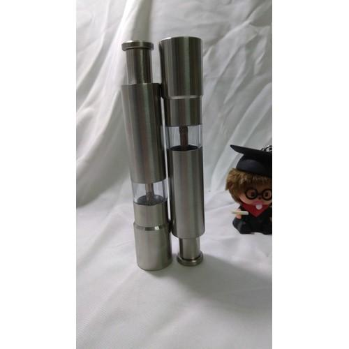 Dụng cụ xay tiêu Inox chống gỉ xay tiêu trực tiếp tại bàn, nhấn là ra tiêu ngay khỏi phải đợi - 4631755 , 17091255 , 15_17091255 , 150000 , Dung-cu-xay-tieu-Inox-chong-gi-xay-tieu-truc-tiep-tai-ban-nhan-la-ra-tieu-ngay-khoi-phai-doi-15_17091255 , sendo.vn , Dụng cụ xay tiêu Inox chống gỉ xay tiêu trực tiếp tại bàn, nhấn là ra tiêu ngay khỏi phả