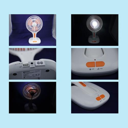 Quạt mini Fan tích điện - Quạt tích điện