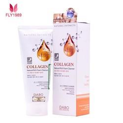 Sữa rửa mặt Collagen - Sữa rửa mặt Collagen 3 trong 1