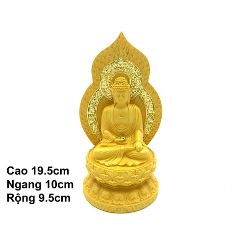 Tượng Phật A Di Đà - Thờ Cúng - Phong Thuỷ - Trưng nội thất phòng khách, phòng làm việc - Quà tặng tân gia, bạn bè, đối tác làm ăn - 7255374 , 17090060 , 15_17090060 , 390000 , Tuong-Phat-A-Di-Da-Tho-Cung-Phong-Thuy-Trung-noi-that-phong-khach-phong-lam-viec-Qua-tang-tan-gia-ban-be-doi-tac-lam-an-15_17090060 , sendo.vn , Tượng Phật A Di Đà - Thờ Cúng - Phong Thuỷ - Trưng nội thất p