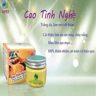 MẶT NẠ CAO TINH NGHỆ DƯỠNG TRẮNG DA, CAO TINH NGHỆ DƯỠNG TRẮNG DA, CAO TINH NGHỆ DƯỠNG TRẮNG DA CAO TINH NGHỆ DƯỠNG TRẮNG DA - MNN01 thumbnail