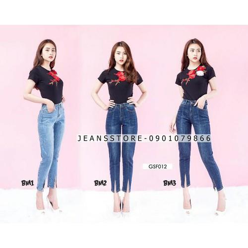 Quần jean nữ đơn giản - 4630861 , 17085512 , 15_17085512 , 155000 , Quan-jean-nu-don-gian-15_17085512 , sendo.vn , Quần jean nữ đơn giản