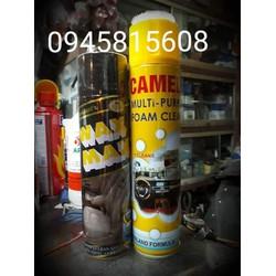 COMBO Xịt rửa xịt bóng nội thất đa năng Thái Lan